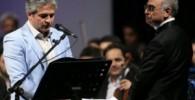 عکس چرا رهبر این ارکستر غیبش زد؟