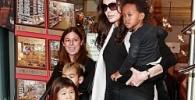 مادر بودن مهمترین بخش زندگی آنجلینا جولی است!
