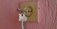 عکس امنیتی ترین جا کلیدی!