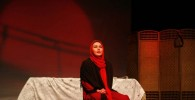 عکس های جدیدو دیدنی آنا نعمتی در نمایش چنگیز خان