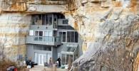 ۱۰ عکس ویلای زیرزمینی شگفت انگیز دنیا