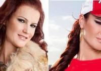 انتشار تصاویر برهنه ایلما خواهر کریستیانو رونالدو در یک مجله