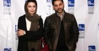 عکس های لیلا حاتمی و پیمان معادی در افتتاحیه سینما