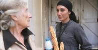 عکس : هدیه تهرانی رو به روی بازیگران فرانسوی