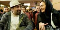 عکس های رضا عطاران و مریلا زارعی در نشست خوابم می آد