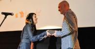 تصاویر: لیلا حاتمی در اختتامیه جشنواره صربستان