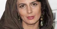تصاویر لیلا حاتمی یک شب قبل از مراسم اسکار
