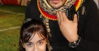 عکس : جریان عمل جراحی میلاد کی مرام