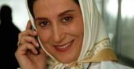 شوک جدید به سینما؛ بوسیده شدن فاطمه معتمدآریا توسط مجری مرد