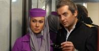 گزارش تصویری پشت صحنه فیلم پرستوهای عاشق