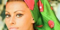 عکسهای نایاب سوفیا لورن ستاره درخشان سینمای هالیوود!