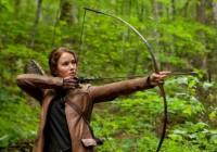 گزارش تصویری پشت صحنه فیلم The Hunger Games
