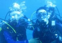 عکس مجری زن ایرانی (ژیلا صادقی) در حال شنا
