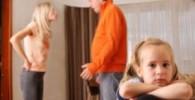 چگونه با کودک مان درباره طلاق صحبت کنیم؟