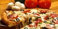 عکس: پخت پیتزا در 3 دقیقه