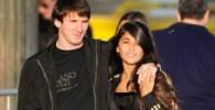 نامزدی لیونل مسی با آنتونلا روکوسو
