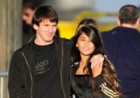 تصاویر نامزدی لیونل مسی با آنتونلا روکوسو