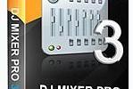 دانلود DJ Mixer Professional 3.04 - نرم افزار دی جی و میکس آهنگ ها