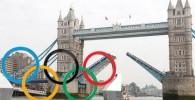 تصاویر آمادگی لندن برای المپیک 2012