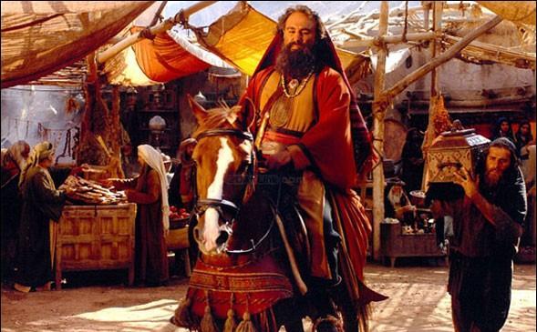 عکس هایی از فیلم سینمایی حضرت محمد(ص)