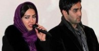 عکسهای لیلا اوتادی در یک مراسم سینمایی