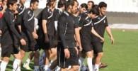 بازی تدارکاتی تیم ملی ایران با ژاپن