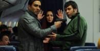 مصاحبه با بازيگر نقش نيما در سریال مسير انحرافی