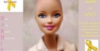 عکس : عروسک باربی بیمو برای همدردی با کودکان سرطانی