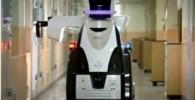 عکسی از روباتهای زندانبانی که در راهند!