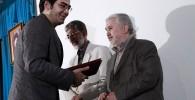عکس جایزهای که احسان علیخانی و فرزاد حسنی گرفتند
