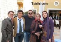 عکس هایی از محمدرضا گلزار، امین حیایی، فرهاد اصلانی در خارج از ایران