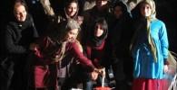 عکس های لیندا کیانی در یک جشن تولد