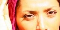 عکسی از تیما پور رحمانی در تبلیغ ساعت و عینک