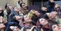 طنز : تصویری از لحظه نزول شوهر از آسمون برای دختران دم بخت