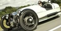 خودرویی با سه چرخ و با توانایی حرکت سرعت 200 کیلومتر! +عکس