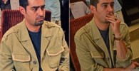 آنا نعمتی و شهاب حسینی تندیس سفیر اهدا عضو میگیرند