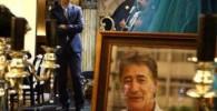 امضاء یادگاری فردوسی پور برای مرحوم حجازی