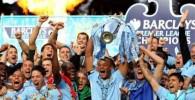 گزارش تصویری: جشن قهرمانی منچسترسیتی