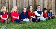 عکس خانواده هفت کوتوله در دنیای واقعی!