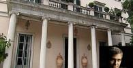 تصاویر خانه ویلایی جرج کلونی مرد زیبای هالیوود در ایتالیا
