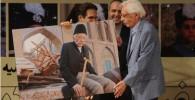 گزارش تصویری از مراسم تجلیل جمشید مشایخی و ایرج راد