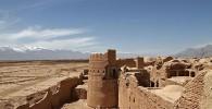 گزارش تصویری: قلعه ساسانی «سریزد»