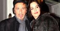 تصاویر رابطه اَل پاچینو بازیگر سرشناس با خانم لوسیلا سولا