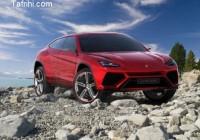عکس هایی از خودرو Lamborghini Urus super SUV