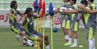 گزارش تصویری تمرین آمادگی تیم ملی فوتبال ایران