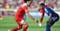 گزارش تصویری و حواشی از دیدار دو تیم پرسپولیس و الهلال