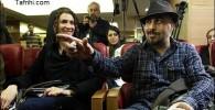 عکس ویشکا آسایش و رضا عطاران در کنار هم