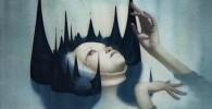 گزارش تصویری: نقاشیهای آبرنگ سورئالیست