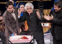 گزارشی از جشن تولد لوریس چكناواریان