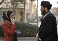 اخرین عکسها از پژمان بازغی در لباس روحانی فیلم روز ملاقات